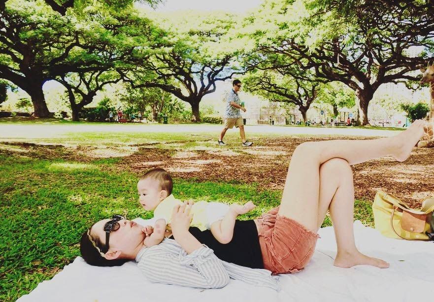子連れハワイ ホノルル動物園