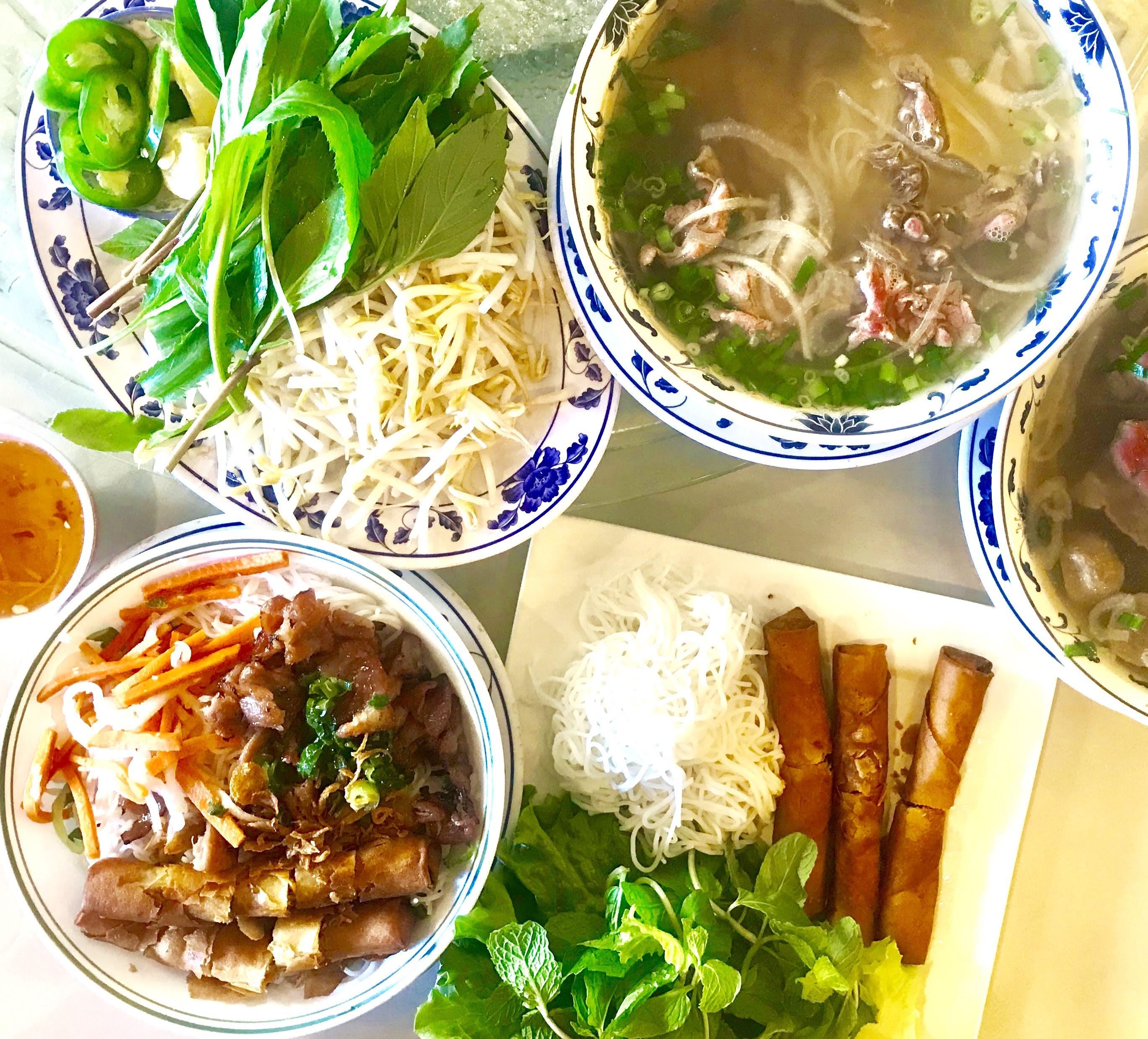 ハワイ ベトナム料理