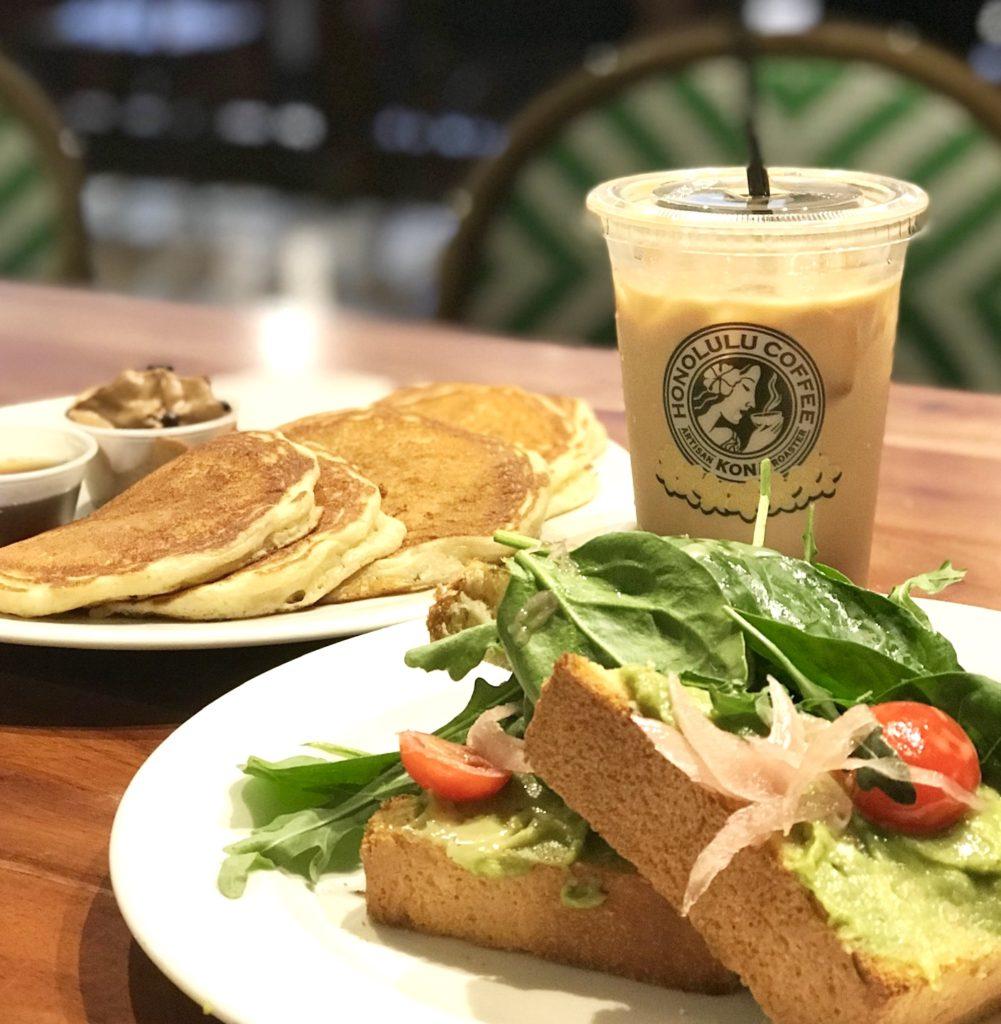 ハワイカフェ ホノルルコーヒー